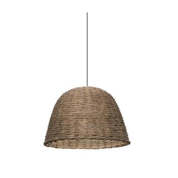 luminaire roseau tresse. Black Bedroom Furniture Sets. Home Design Ideas