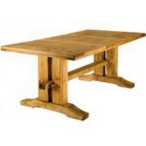 TABLE POUTRE FARMER