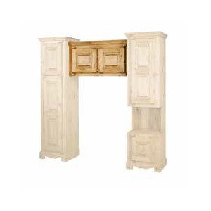 LIT PONT FARMER ELEMENT HAUT 2 PORTES