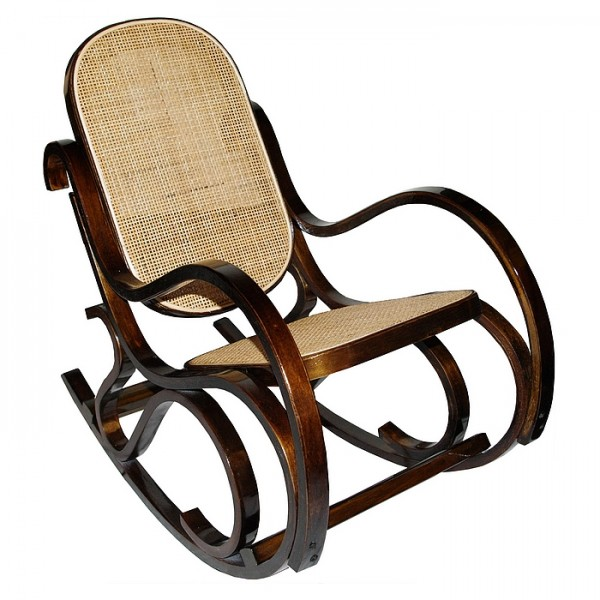 rocking chair fauteuil bascule en bois pour enfant. Black Bedroom Furniture Sets. Home Design Ideas