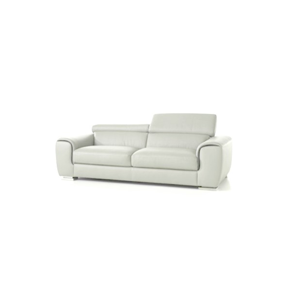 canape blanc contemporain conforluxe. Black Bedroom Furniture Sets. Home Design Ideas