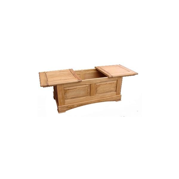 table basse ouvrante bois massif. Black Bedroom Furniture Sets. Home Design Ideas