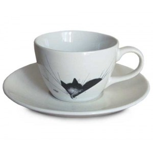 TASSE A CAFE CHAT DE DUBOUT