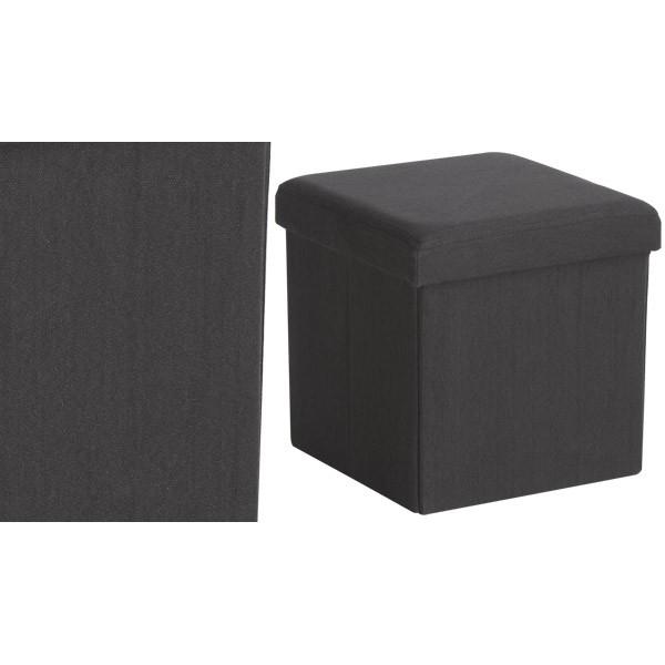 pouf coffre pliant folding sofacasa