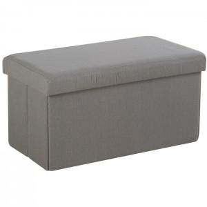 banc pouf. Black Bedroom Furniture Sets. Home Design Ideas