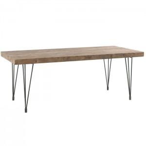 Table basse rectangulaire grand modèle - Motown Casita