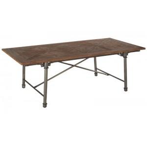 TABLE RECTANGULAIRE INDUSTRIE CASITA
