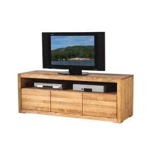 Meuble TV 2 portes 1 tiroir 1 niche - Hartland Casita