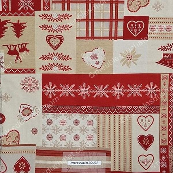 Canape d 39 angle tissu aiguebelle alaska les meubles du chalet for Tissu canape au metre