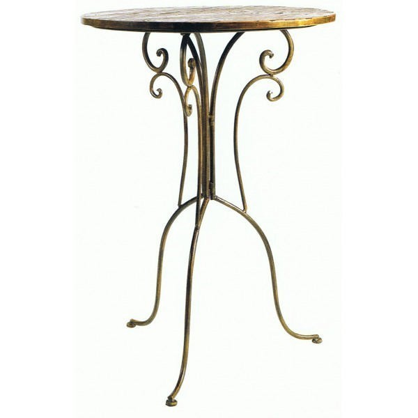 Table mange debout lucy casita - Table mange debout ronde ...