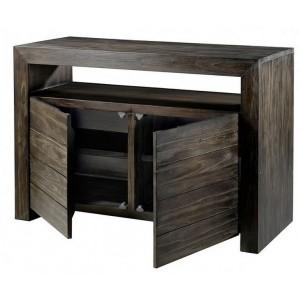 meuble de salle de bain cosmopolitan zago a 2 portes les meubles du chalet. Black Bedroom Furniture Sets. Home Design Ideas