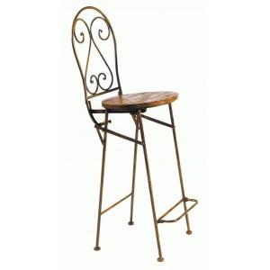 Chaise haute pliante - Lucy Casita