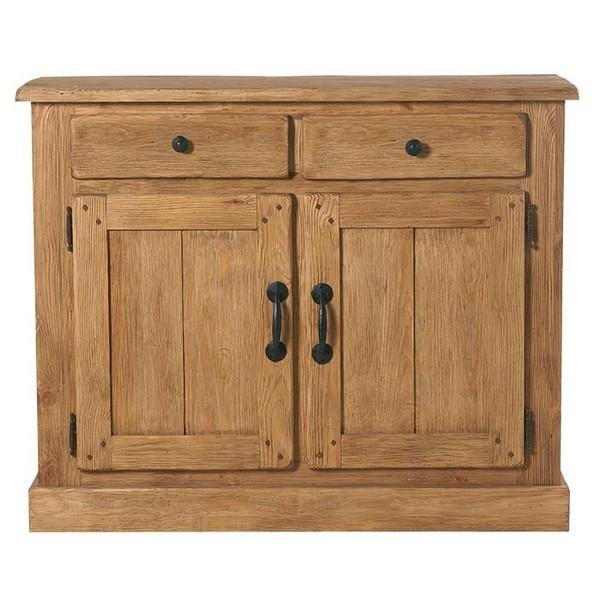 Bahut 2 portes 2 tiroirs cottage casita - Bahut 2 portes ...