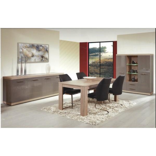 Sejour complet idres les meubles du chalet for Salon sejour complet