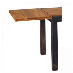 Allonge table rectangulaire 150 et 180 - Scott Casita