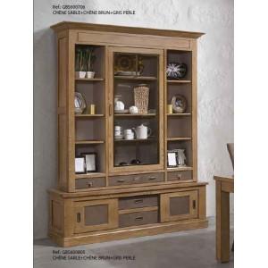 vitrines les meubles du chalet. Black Bedroom Furniture Sets. Home Design Ideas