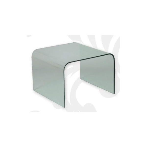 Table bout de canape en verre conceptions de maison - Table bout de canape en verre design ...