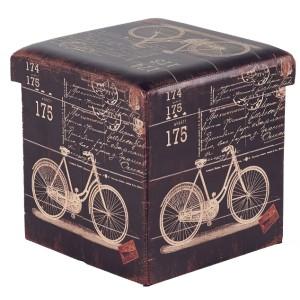 Pouf pliant Bike - Sofacasa
