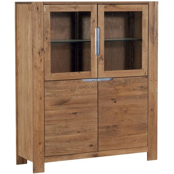 enfilade 4 portes dont 2 vitr es harvey casita. Black Bedroom Furniture Sets. Home Design Ideas