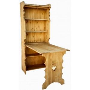 Table de Berger 1 porte 3 étagères - Cœur de Montagne