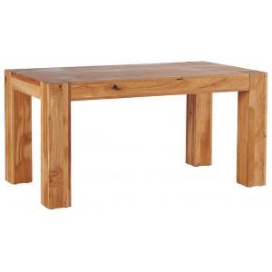 Table rectangulaire chêne huilé - Brake Casita
