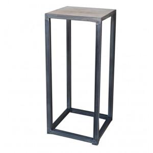 Selette bois recyclé et métal GM - Wood Casita