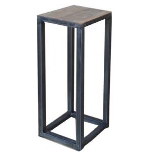 Selette bois recyclé et métal PM - Wood Casita