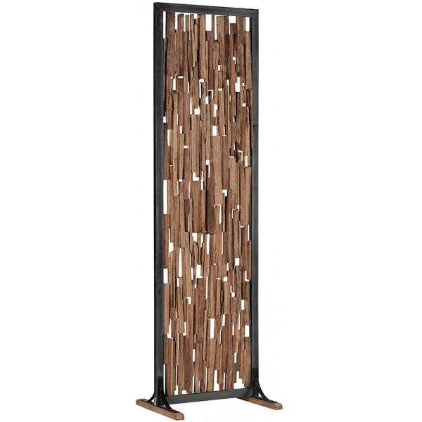 paravent structure m tal et hibiscus wales casita. Black Bedroom Furniture Sets. Home Design Ideas