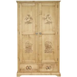 armoires les meubles du chalet. Black Bedroom Furniture Sets. Home Design Ideas