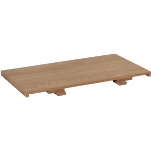 Allonge de 50 cm pour table rectangulaire - Dark Casita