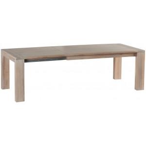 Table rectangulaire allonge intégrée - Manufacture Casita
