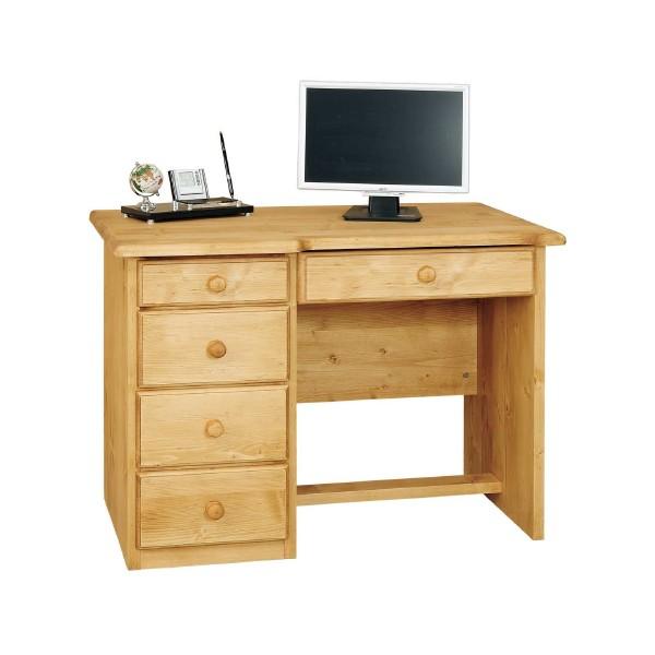 bureau informatique 5 tiroirs val thorens. Black Bedroom Furniture Sets. Home Design Ideas
