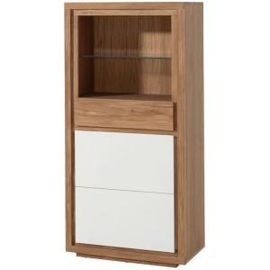 Étagère 1 porte 1 tiroir 1 étagère vitrée - Broome Casita
