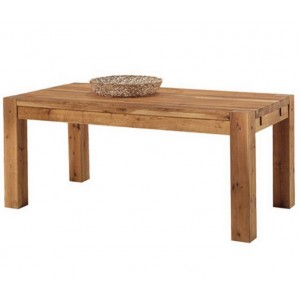 TABLE RECTANGULAIRE 180 AVEC 4 PIEDS - LODGE CASITA