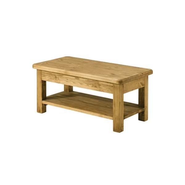 table basse double plateau brunswick casita. Black Bedroom Furniture Sets. Home Design Ideas