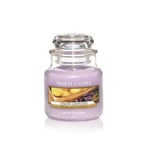 Petite jarre lemon lavender-Yankee Candle