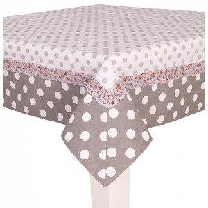 NAPPE 100x100 KITCHEN PRINCESS CLAYRE ET EEF