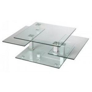 TABLE BASSE CARREE MEGEVE