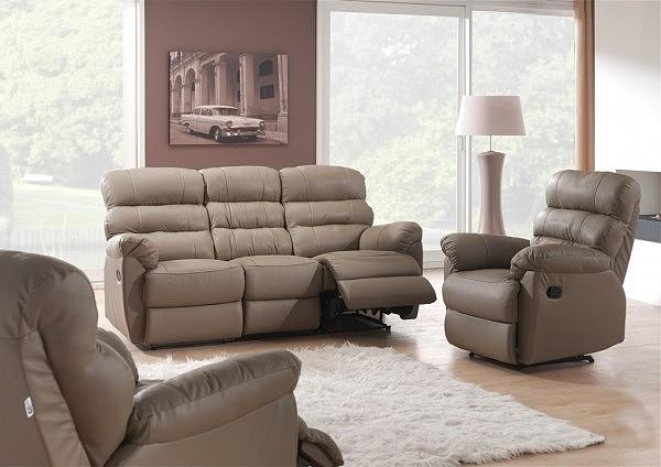salons en cuir meubles du chalet. Black Bedroom Furniture Sets. Home Design Ideas