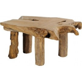 Table basse 4 pieds - Farmer Ranch Casita
