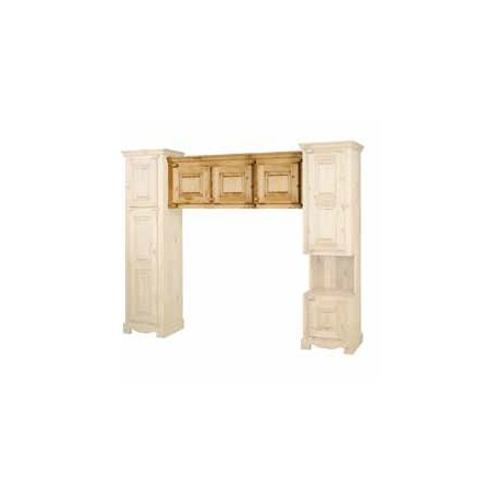 LIT PONT FARMER ELEMENT HAUT 3 PORTES