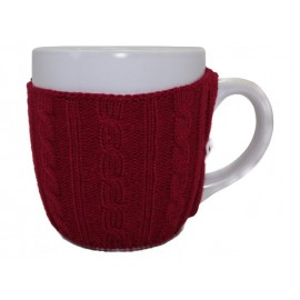 MUG TRICOT ROUGE COUNTRY CASA