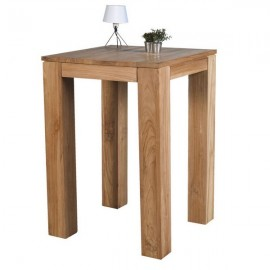 Table mange debout 70 x 70 - Bornéo Casita