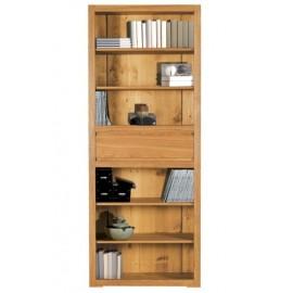 Bibliothèque 4 étagères 1 tiroir - Hartland Casita
