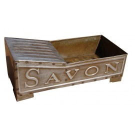 PORTE SAVON METAL ANTICLINE