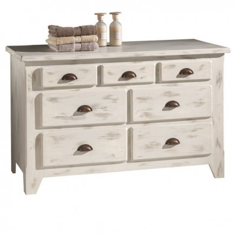 Commode 7 tiroirs - Soléa Casita 1f3e8e557b32