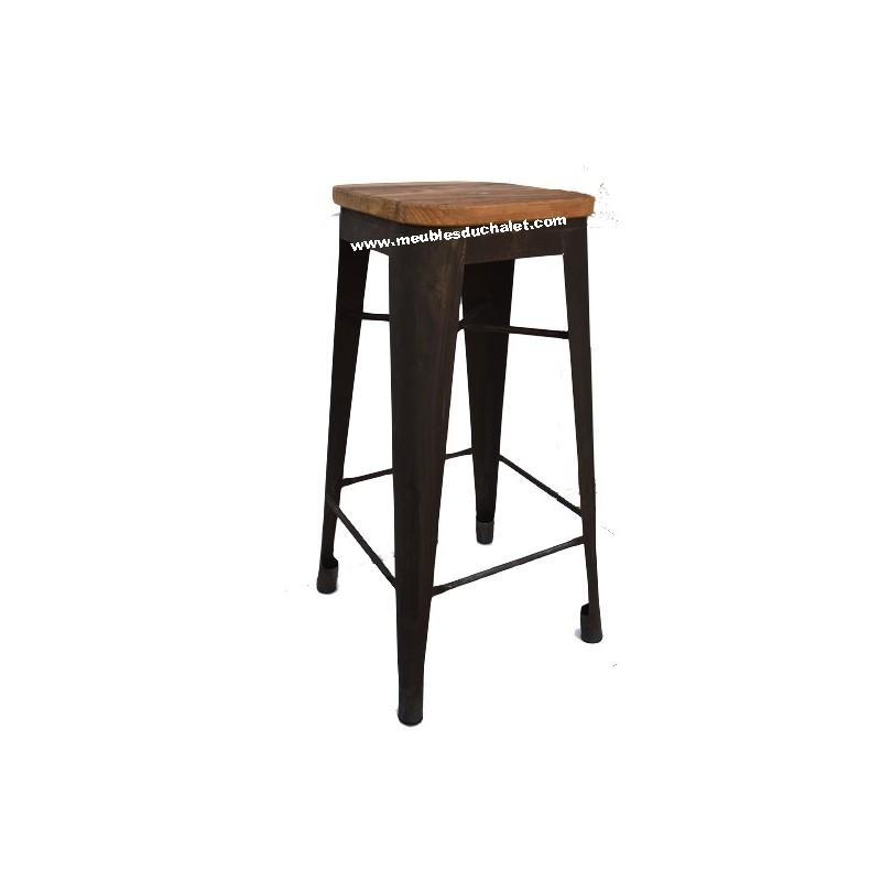 tabouret de bar motown casita. Black Bedroom Furniture Sets. Home Design Ideas