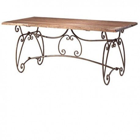 TABLE GIGOGNE LUCY