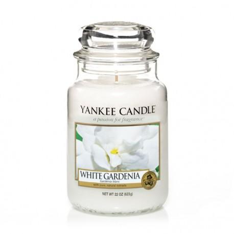GRANDE JARRE WHITE GARDENIA YANKEE CANDLE