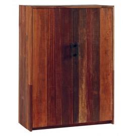 Armoire 2 portes - Samoa Casita